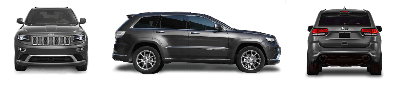 Location Jeep Cherokee