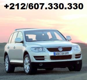 location volkswagen touareg v6