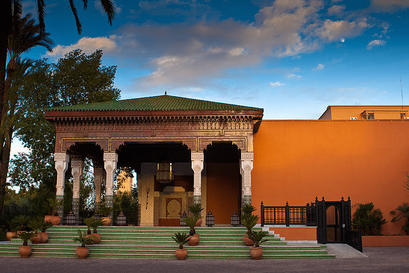 hotels au Maroc