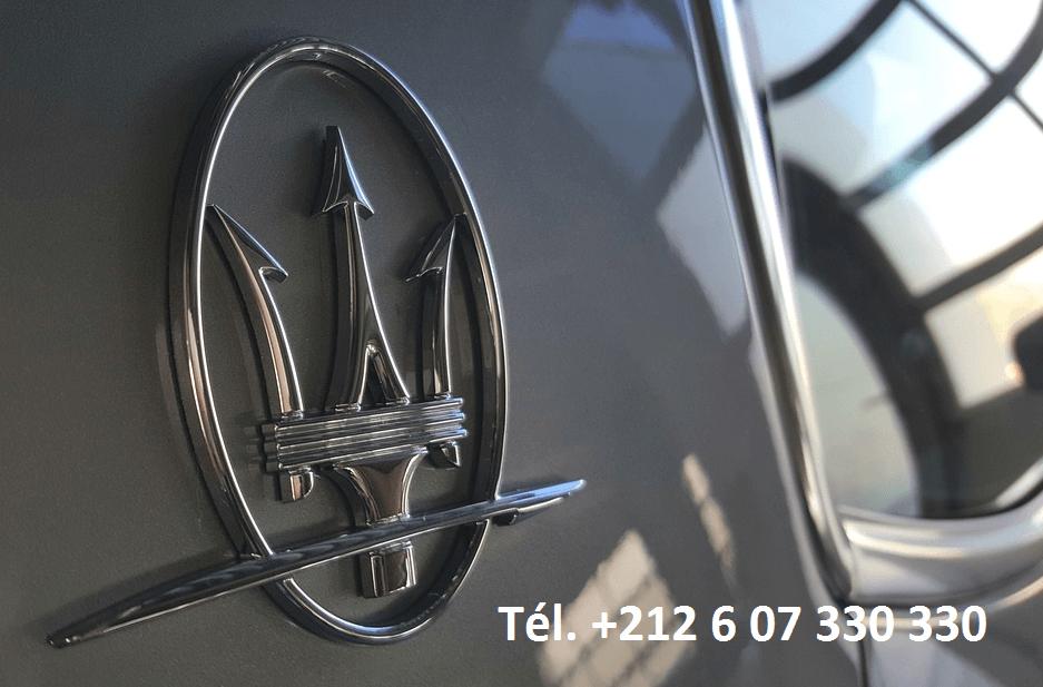 Location Maserati Ghibli Agadir