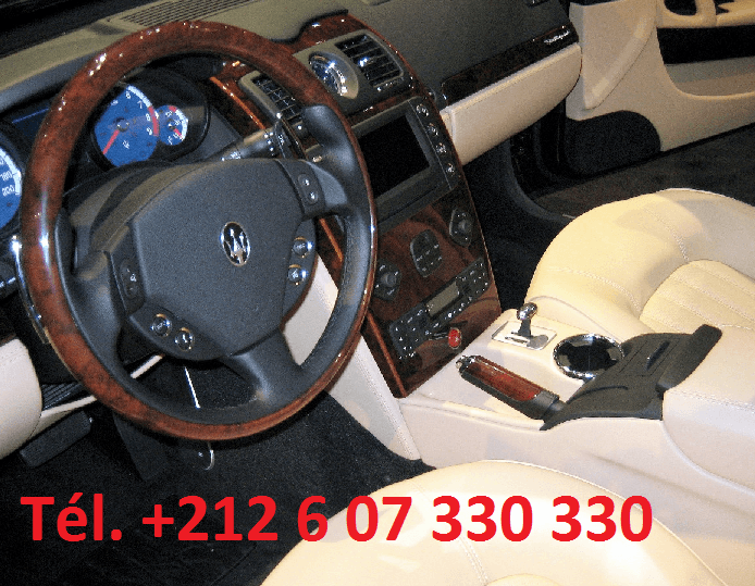 Location Maserati Levante Marrakech