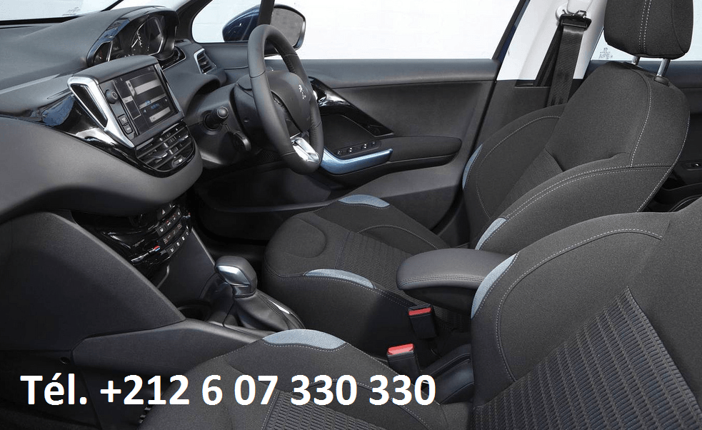 Location Peugeot 208 Agadir