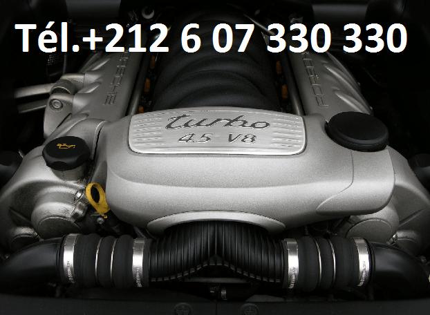 Location Porsche Cayenne Rabat