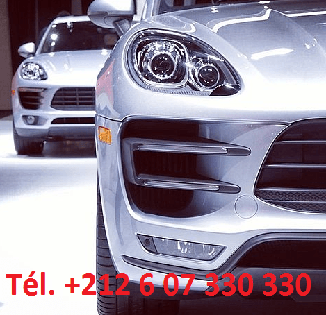 Location Porsche Macan Agadir
