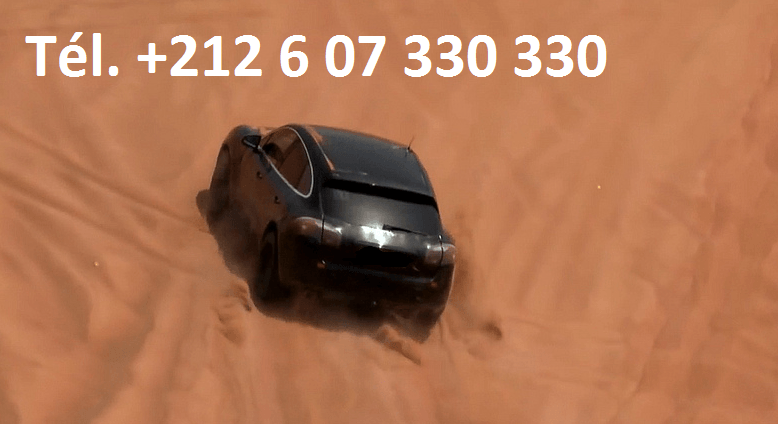 Location Porsche Macan Marrakech