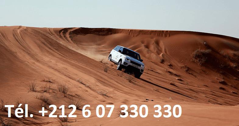 Location Range Rover Rabat
