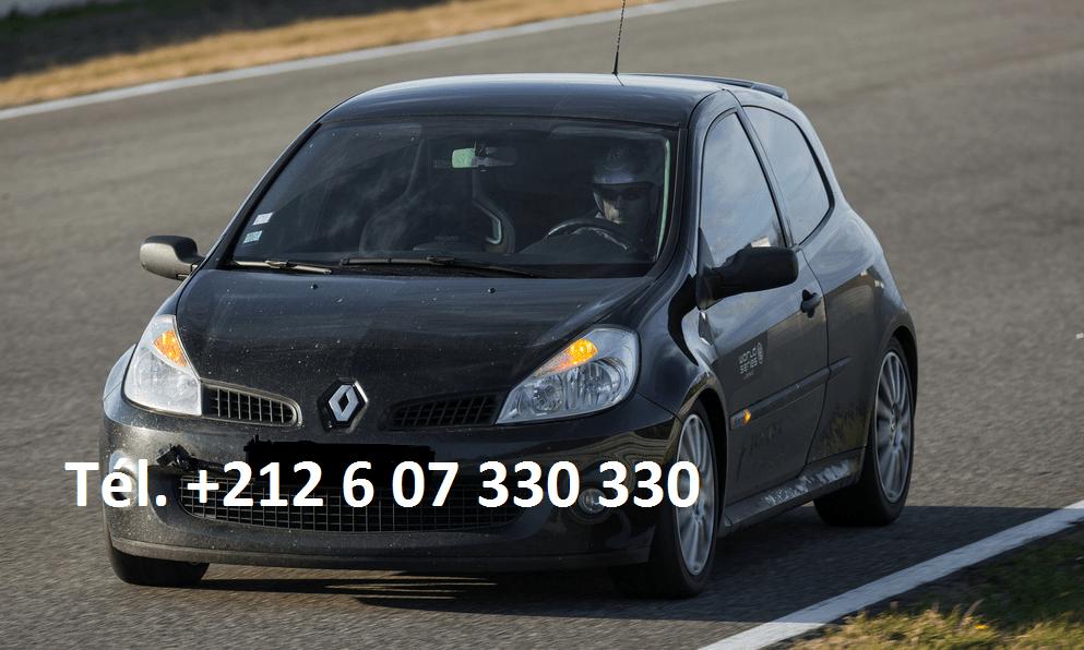 Location Renault Clio 4 Tanger