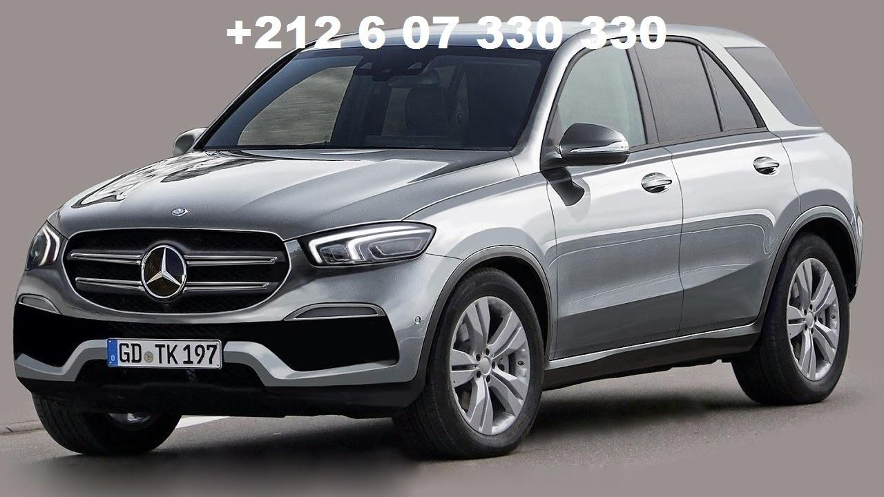 location voiture mercedes gle tanger