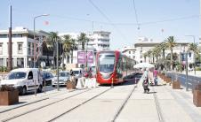 transport tramway casablanca