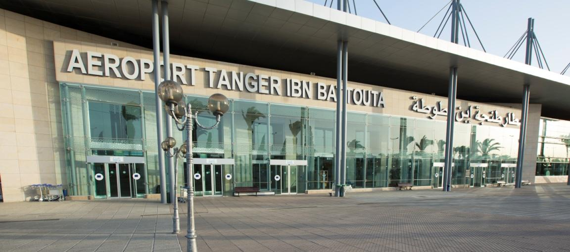 aeroport tanger
