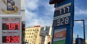 carburant maroc
