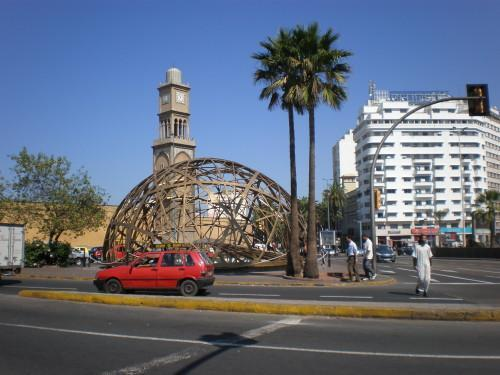 centre ville casablanca city downtown